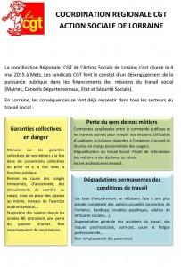 coordination action sociale